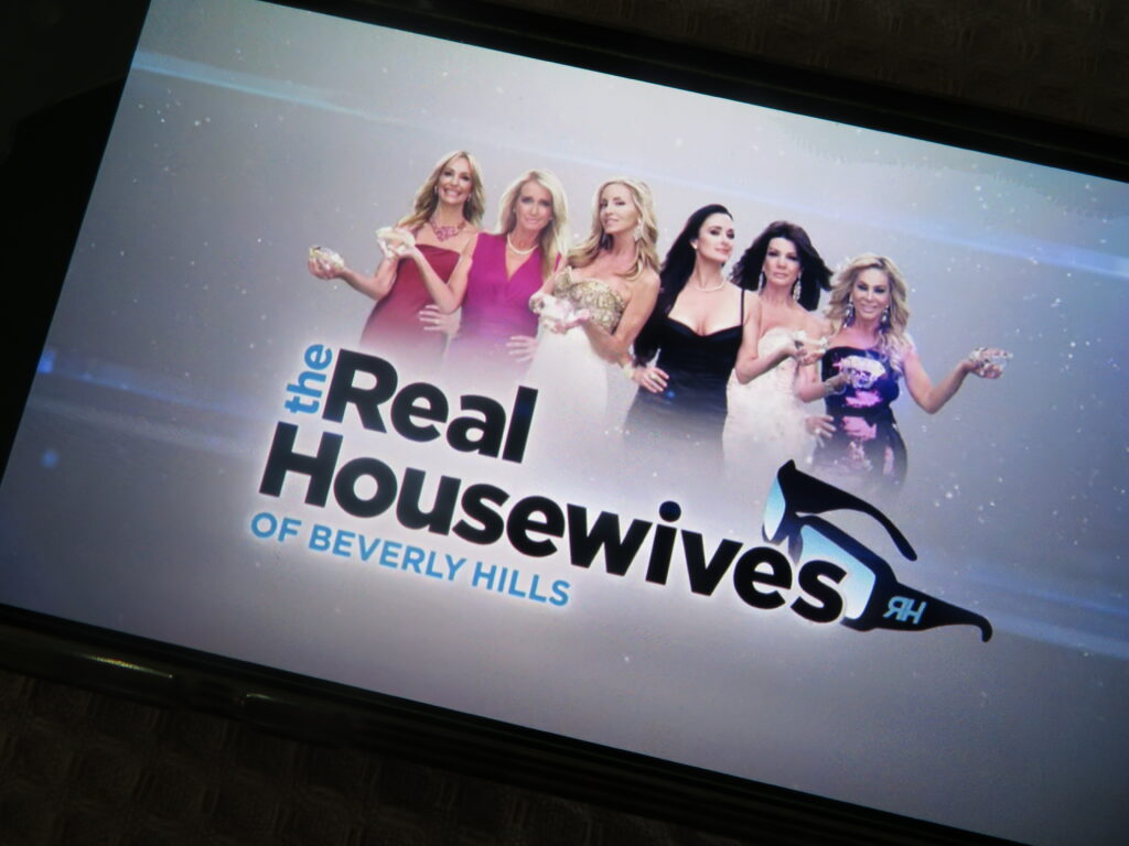 Kijktips Netflix: The real housewives of beverly hills