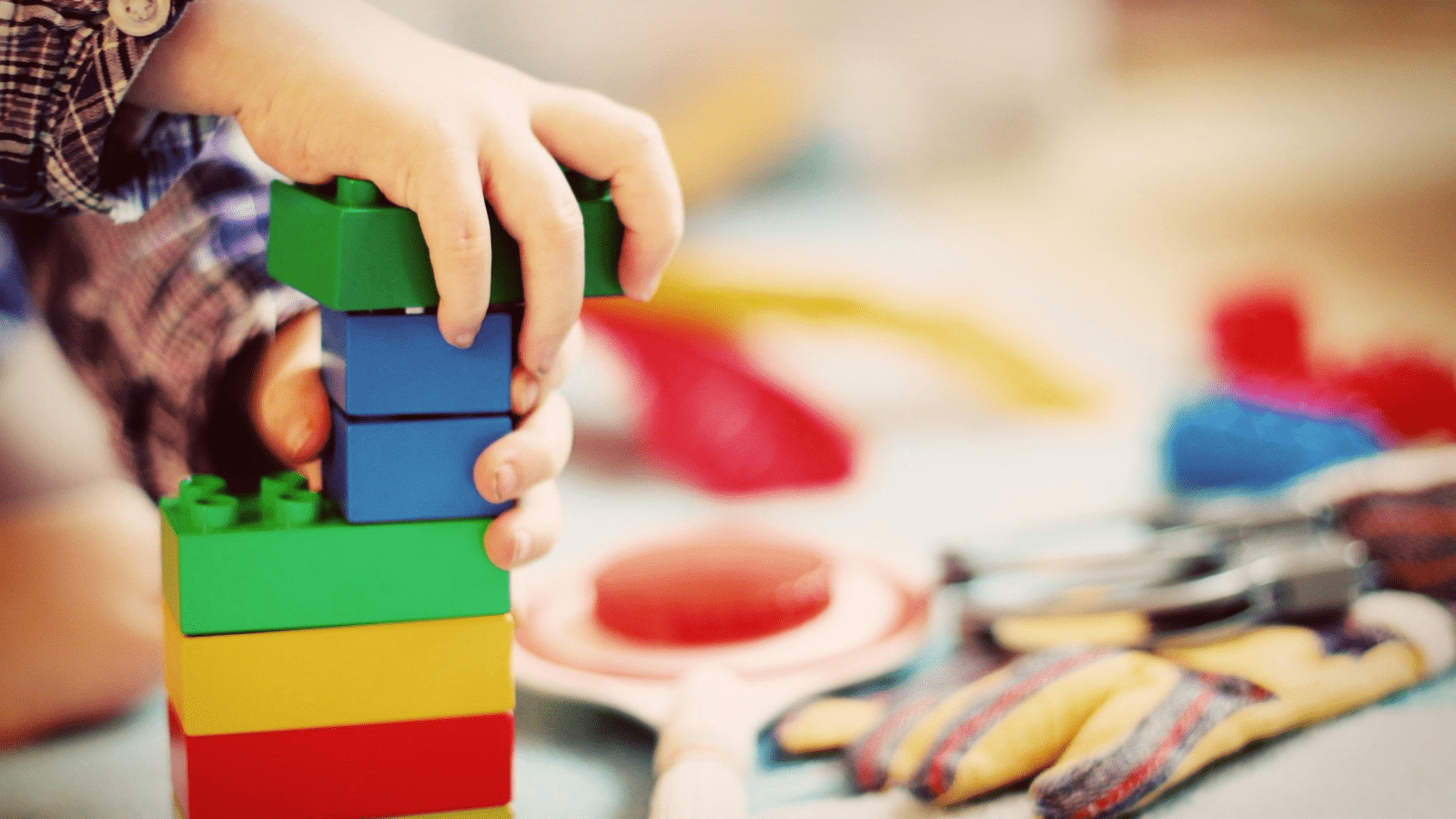Speelgoed voor kinderen met ADHD