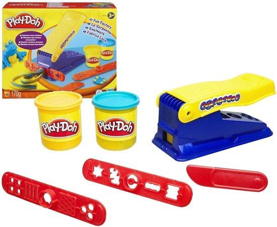 Play-Doh Pretfabriek