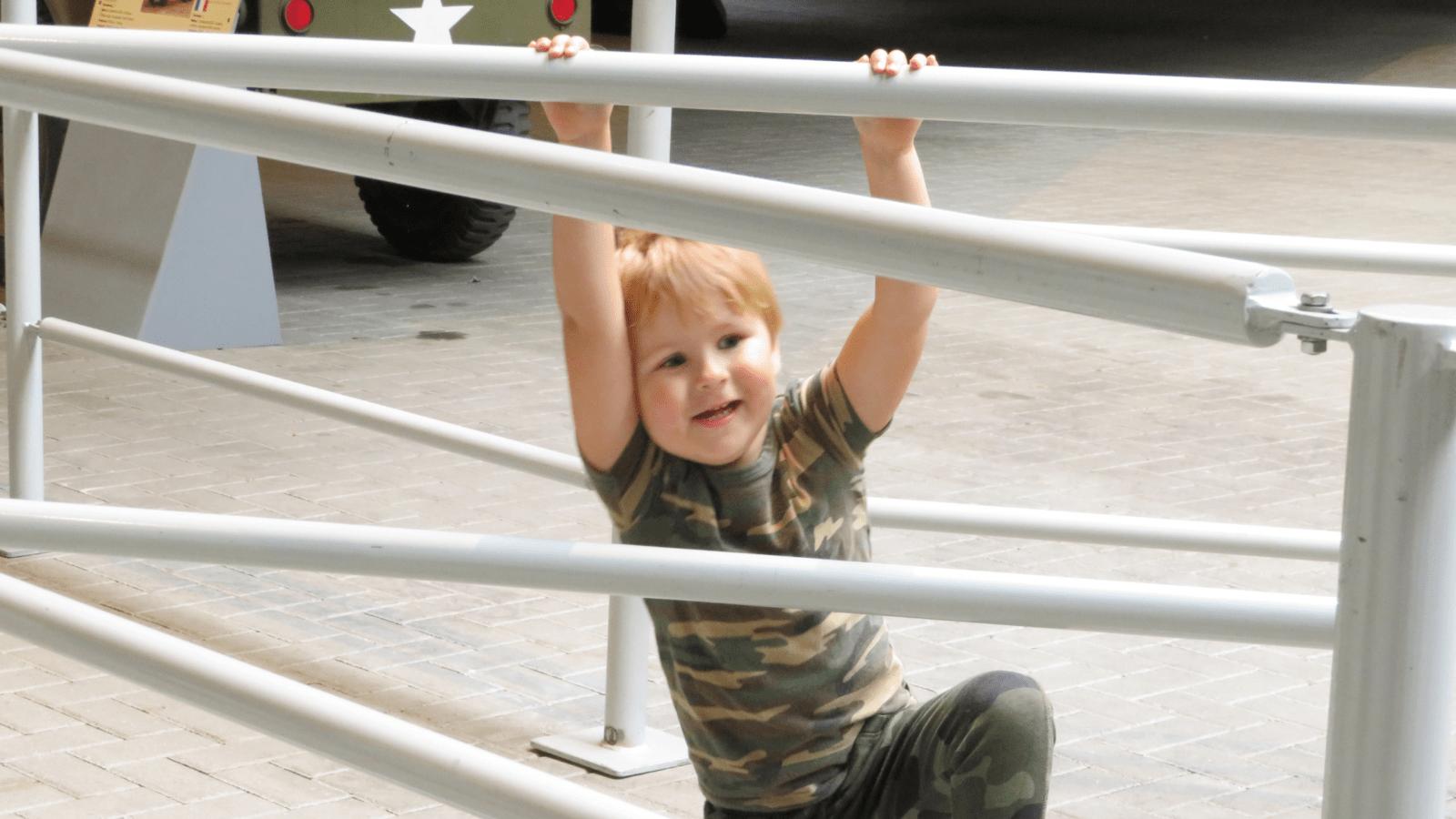 Met je kind naar een museum! Oorlog, tanks en soldaten!